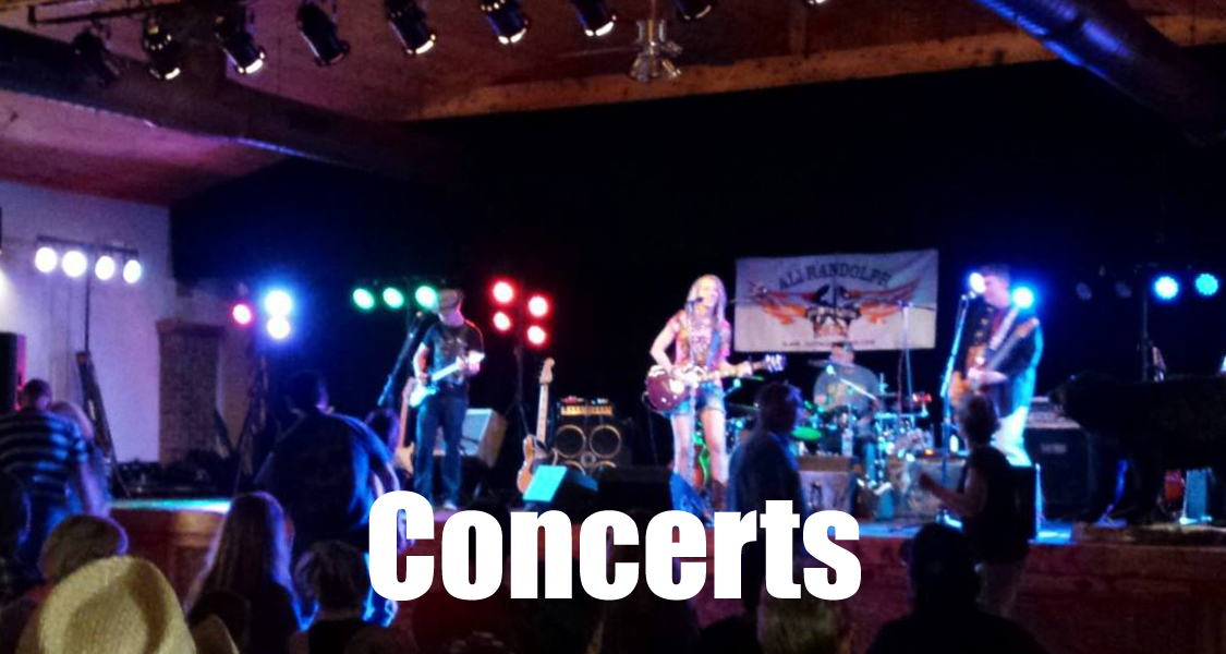 Concerts/Live Entertainment