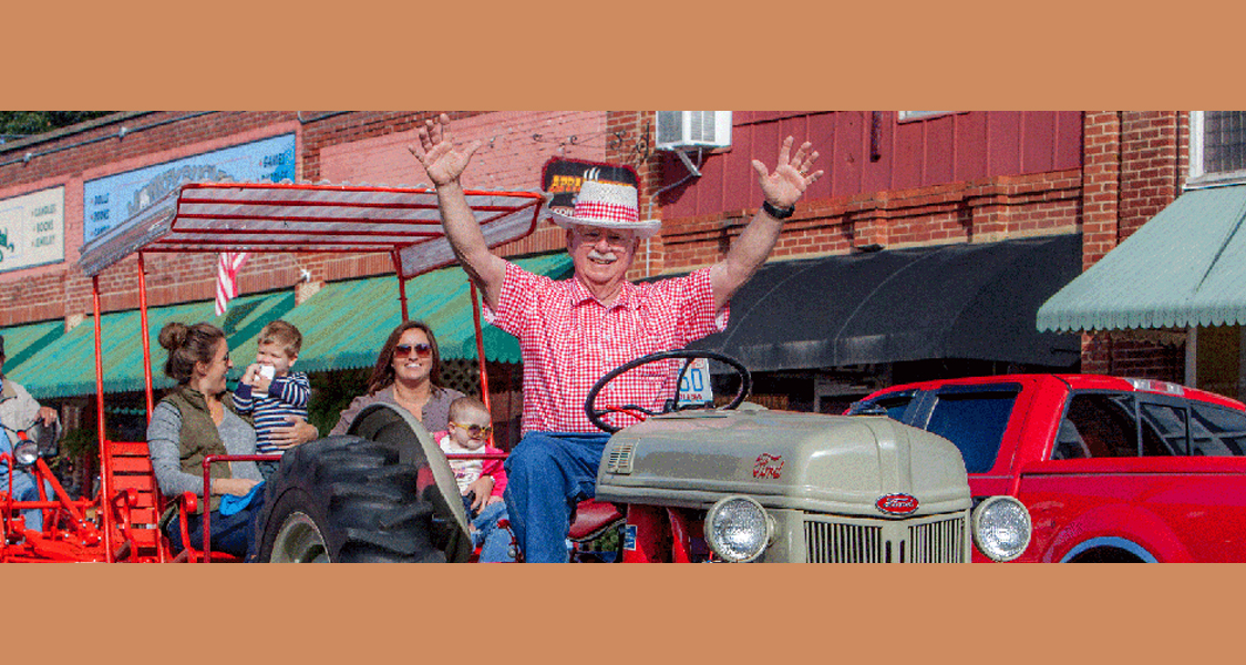 9/28 Old Timey Fall Festival