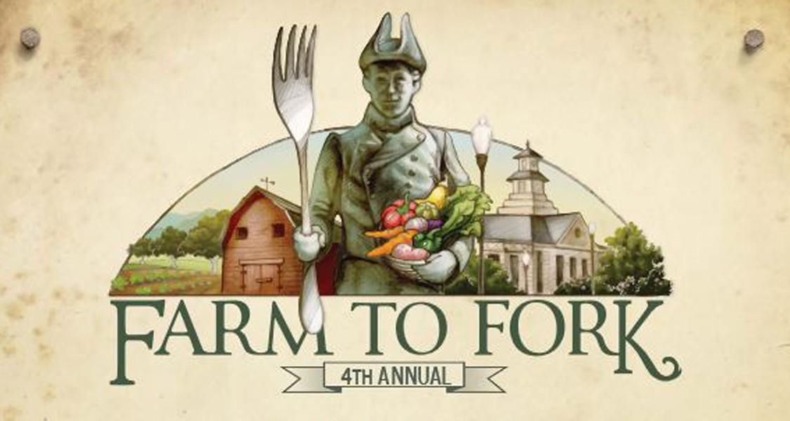 8/25 TRACTORS Farm to Fork Dinner